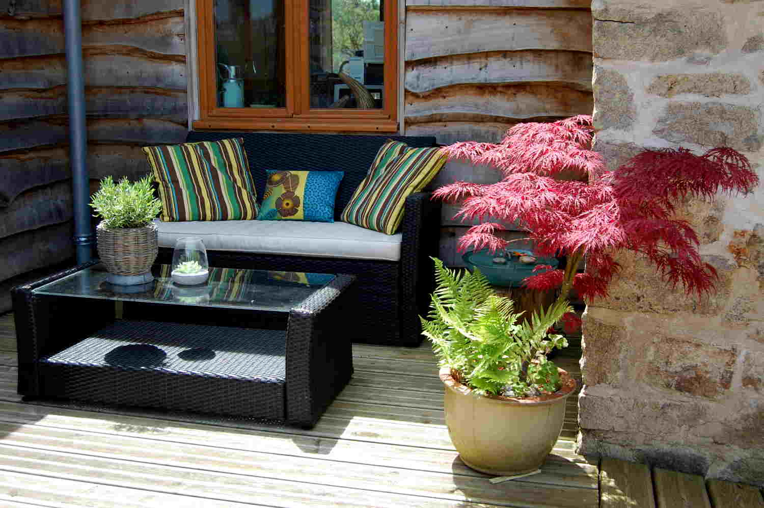 Outdoor Lounge Furniture - Correze France