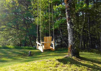 Swing Chair Correze France Holidays