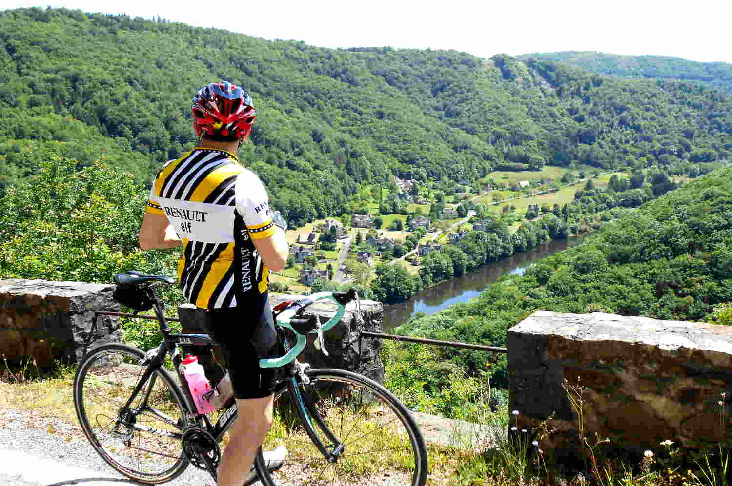 Cycling Holiday in France