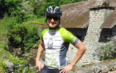 An American Cyclist at Correze Cycling Holidays