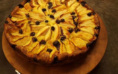 Flognarde – A Recipe from Sam's Kitchen